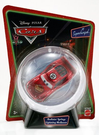 Christmas Ornament - Radiator Springs Lightning McQueen