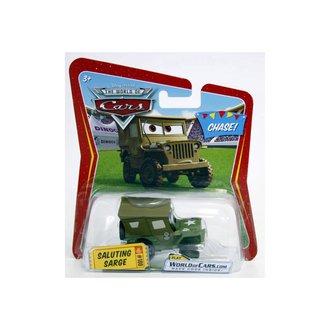 Saluting Sarge (Chase Car)