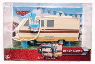 Comic-Con - Barry Diesel Camper Van *** VHTF ***