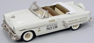 """1953 Ford Sunliner Convertible """"Indianapolis Pace Car"""""""
