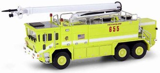 1:64 Chicago Oshkosh Crash Truck #655