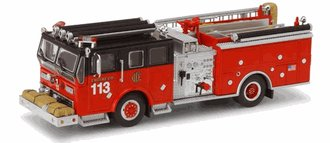 1:64 Chicago Engine #113 'Pastime Special' Ward LaFrance Pumper