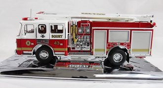 "1:32 American LaFrance Squrt Pumper ""Philadelphia Fire Department"" #43"