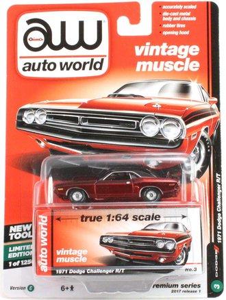 Chase 1:64 1971 Dodge Challenger R/T