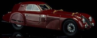 1938 Alfa Romeo 8C 2900B (Red)