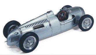 1936 Auto-Union Type C, 1936 - 1937