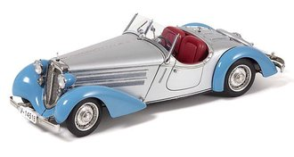 1935 Audi 225 Front Roadster (Blue/Silver) L.E. 4,000