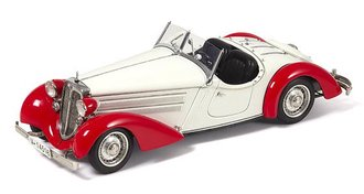 1935 Audi 225 Front Roadster (Red/White) L.E. 4,000