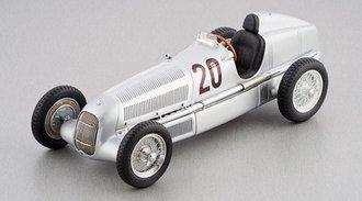 Mercedes-Benz W25, Brauchitsch #20, 1934, Lim Ed. 2000