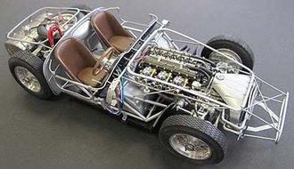 Maserati 300S, 1956, Rolling Chassis
