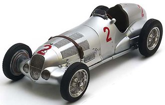 Mercedes-Benz W125, 1937 GP Donington, #2, Lim Ed. 1,000 pcs