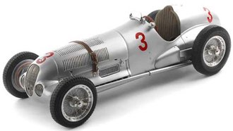 Mercedes-Benz W125, 1937 GP Donington, #3, Lim Ed. 1,000 pcs