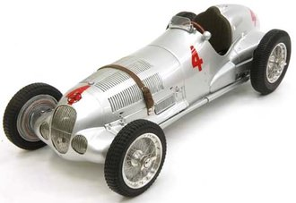 Mercedes-Benz W125, 1937 GP Donington, #4, Lim Ed. 1,000 pcs