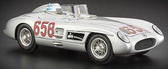 Mercedes-Benz 300 SLR, 1955 Mille Miglia, #658, Lim Ed. 2,000 pcs