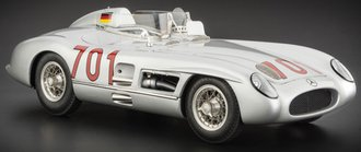 Mercedes-Benz 300 SLR, 1955 Mille Miglia, #701, Lim Ed. 2,000 pcs
