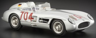 Mercedes-Benz 300 SLR, 1955 Mille Miglia, #704, Lim Ed. 2,000 pcs