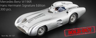 "Mercedes-Benz W196R ""Hans Herrmann, Signature Edition"""