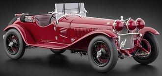 "Alfa Romeo 6C 1750 Gran Sport ""1930 Mille Miglia"""