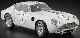 Aston Martin DB4 GT Zagato (White)