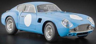 Aston Martin DB4 Zagato (Blue)