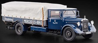 1934-38 Mercedes-Benz Racing Car Transporter