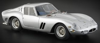 1962 CMC Ferrari 250 GTO (Silver)