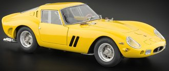 1962 CMC Ferrari 250 GTO (Yellow)