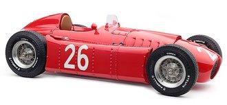1955 Lancia D50, Monaco GP, Ascari