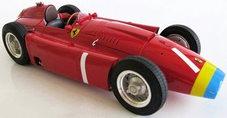 Ferrari-Lancia Long-Nose D50, 1956 German Grand Prix, Fangio #1