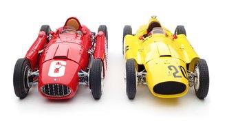 Lancia/Ferrari D50 Bundle, Grand Prix Turin #6 & Grand Prix Belgium #20
