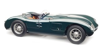 1952 Jaguar C-Type (British Racing Green)
