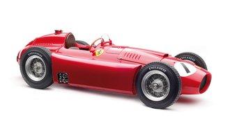Ferrari-Lancia D50, 1956 British Grand Prix, Fangio #1