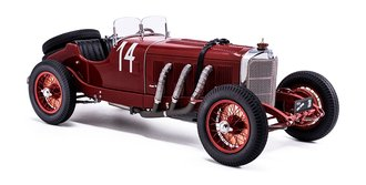1930 Mercedes-Benz SSK w/o Fenders (Red)