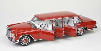 "1:18 Mercedes-Benz 600 Pullman ""Red Baron"""