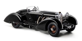 """1934 Mercedes-Benz SSK """"Black Prince"""""""