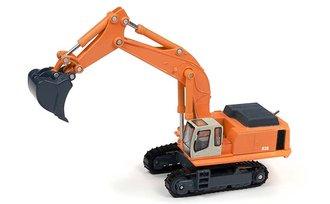 Hydraulic Excavator (Orange)