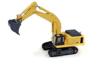 Hydraulic Excavator (Yellow)