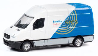 "1990 Sprinter Van ""STCS TeleCom/Security"" (White/Dark Blue)"