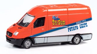"1990 Sprinter Van ""Tri-Sum Potato Chips"" (Red/White)"