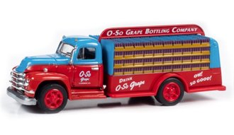"1955 Beverage Truck ""O-So Grape"" (Blue/Red)"