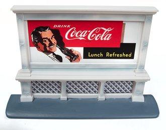 """1:87 Billboard """"Coca-Cola"""" (Red)"""