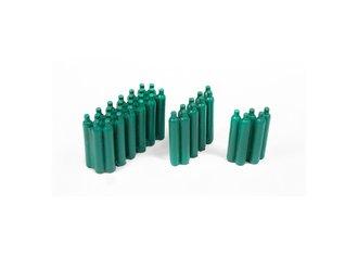 1:87 Propane & Acetylene Tanks (Green)