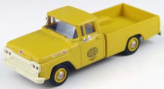 "1:87 1960 Ford F-100 ½-Ton Pickup ""New York Central System"" (Yellow)"