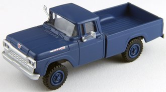 1960 Ford F-100 4x4 Pickup (Academy Blue)