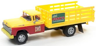 "1:87 1960 Ford Stakebed Truck ""Funks Hybrids"""