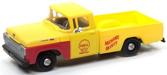 "1:87 1960 Ford F-100 Pickup ""Shell Oil Service"""