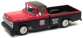 "1:87 1960 Ford F-100 Pickup ""Phillips 66 Service"""