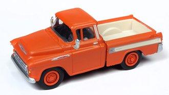 1957 Chevy Cameo (Omaha Orange)
