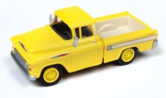 1957 Chevy Cameo (Golden Yellow)