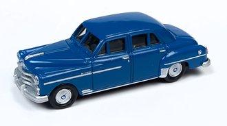 1950 Plymouth Sedan (New Brunswick Blue)